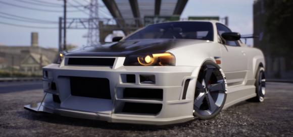 Nieuwe trailer Super Street: The Game toont ons de customization