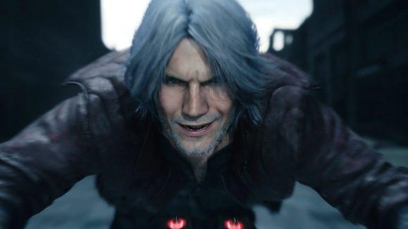 Doel van Devil May Cry 5 is foto-realistische graphics die op 60 fps draaien