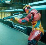 Red de wereld van een AI in de nieuwe PlayStation VR shooter Naked Sun
