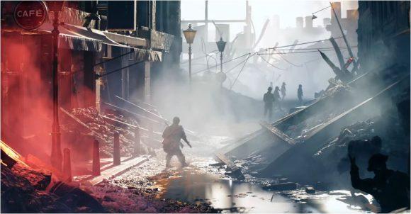 Zie de vernietiging van Rotterdam in nieuwe Battlefield V trailer