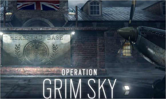 Ubisoft maakt alle Rainbow Six Siege Operation Grim Sky details bekend
