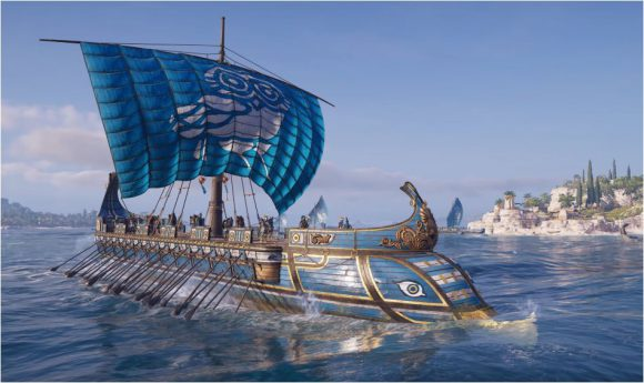 Kom alles over de Naval gameplay van Assassin's Creed: Odyssey te weten