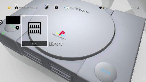Klassiek PlayStation thema is nostalgisch, maar zal waarschijnlijk nooit te downloaden zijn