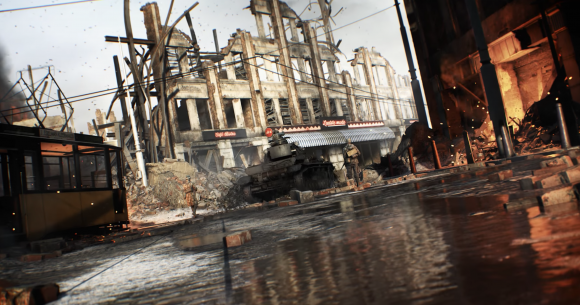 Nieuwe Battlefield V trailer toont ons 'The Company'