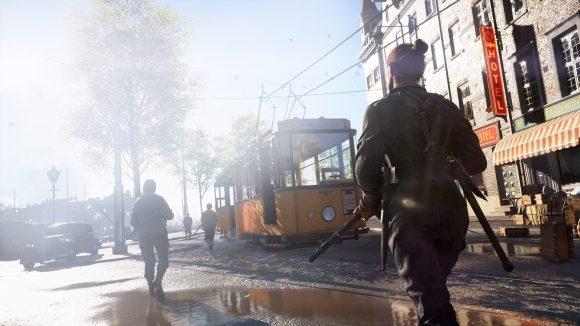 Battlefield V open beta incl. Rotterdam-map start op 6 september en voor pre-orders 4 september