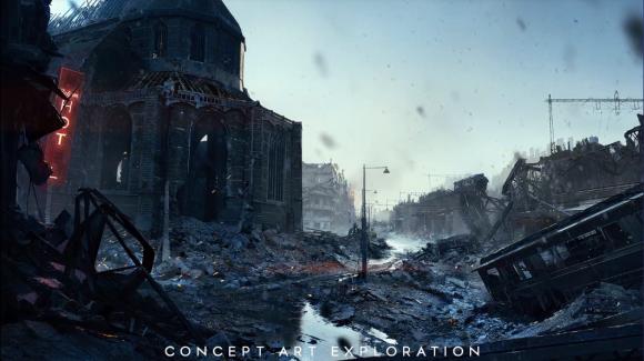 Battlefield V teaser hint naar gamescom trailer met Rotterdam in de hoofdrol