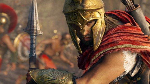 Assassin's Creed: Odyssey vereist 45GB schijfruimte van je PS4