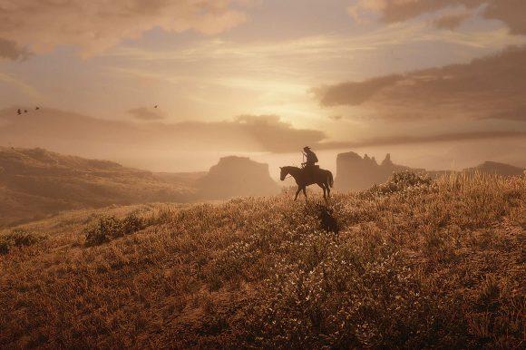 Verhaal Red Dead Redemption 2 is zo'n 60 uur lang