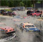 De destructieve racer Wreckfest is uitgesteld naar 2019