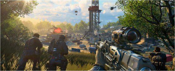 De volgende Call of Duty: Black Ops 4 patch is beschikbaar
