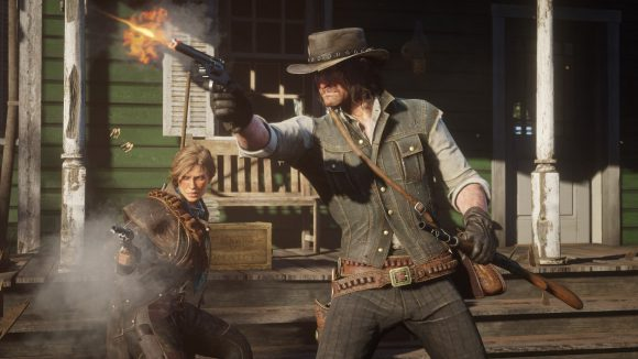 Reviews Red Dead Redemption 2 komen een dag voor de release online