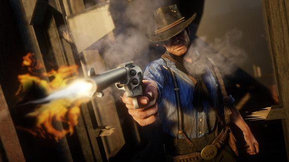 Red Dead Redemption 2 pre-load is live en de game ontvangt een day-one patch