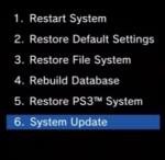 Privébericht met een onbekend teken zorgt ervoor dat de PS4 in een bootloop komt