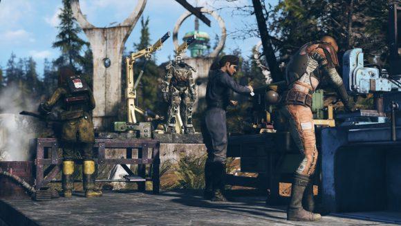 Bethesda vindt de lancering van Fallout 76 eng en spannend