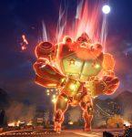 Spectaculaire gevechten in de launch trailer van Override: Mech City Brawl