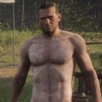 Red Dead Redemption 2 mod maakt Arthur naakt en hij blijkt geen klokkenspel te hebben