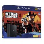 PS4 Pro bundel met Red Dead Redemption 2 is het goedkoopst (€372) bij Amazon UK