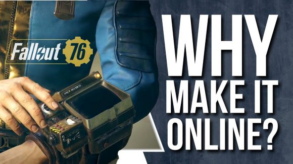Fallout 76 wordt gebombardeerd met negatieve reviews op Metacritic