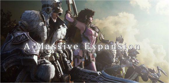 Grote uitbreiding voor Monster Hunter: World aangekondigd