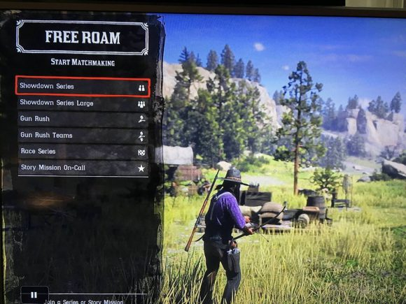 Red Dead Online krijgt mogelijk twee nieuwe game modi met de noemer 'Gun Rush'