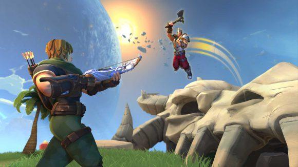 Realm Royale gaat vanaf morgen in open beta op consoles