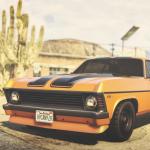 Nog een muscle car voor GTA Online, ontmoet de Declasse Vamos