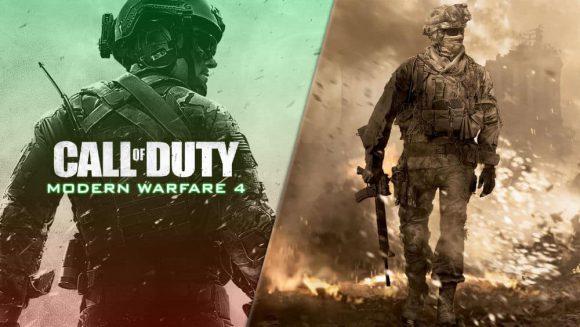 """""""Modern Warfare 4 multiplayer bevat maps en wapens uit MW2 en MW3"""""""