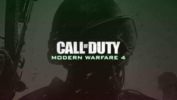 """""""Geen zombies in Call of Duty: Modern Warfare 4"""""""