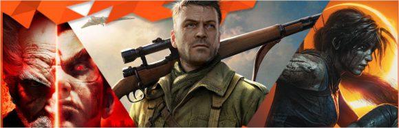 Games voor minder dan €10,- en €20,-, alsook Retro Sale en meer in de PlayStation Store