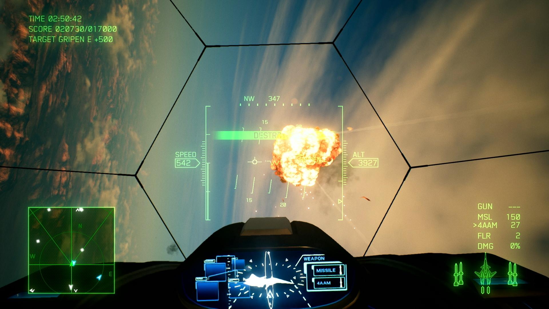 Ace Combat 7: Skies Unknown aircraft DLC informatie en