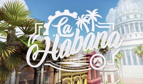 Nieuwe map Havana aangekondigd voor Overwatch