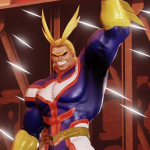 Jump Force DLC personage All Might aangekondigd