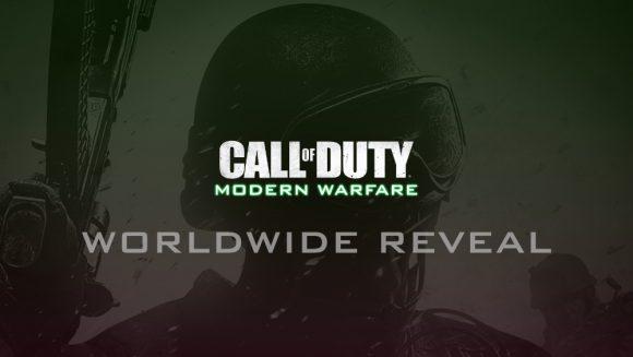 Call of Duty: Modern Warfare verschijnt waarschijnlijk in oktober en wordt donderdag aangekondigd