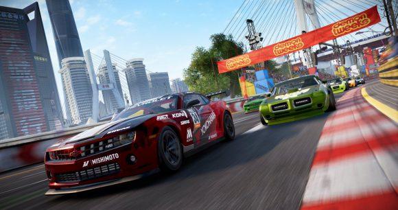 Eerste gameplay beelden van GRID te zien in nieuwe video