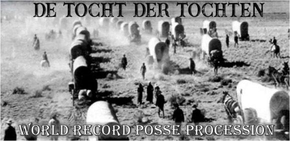 Doe mee aan de wereldrecordpoging 'De Tocht der Tochten' in Red Dead Online