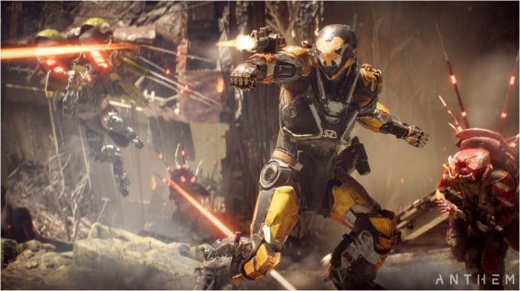 BioWare maakt eerste details van komende Anthem Cataclysm bekend