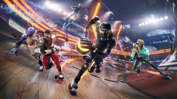 Roller Champion van Ubisoft lekt uit