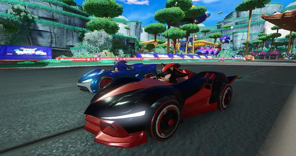 SEGA toont de launch trailer van Team Sonic Racing