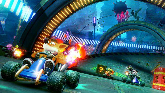 Crash Team Racing: Nitro-Fueled kent op de PS4 meer dan 1 miljoen spelers