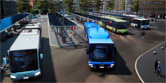 Vanaf 17 september kun je buschauffeur spelen in Bus Simulator