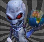 Twee dure speciale Destroy All Humans! edities aangekondigd