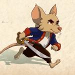 Vecht als een rat tegen piraten in de 'ratroidvania' game Curse of the Sea Rats