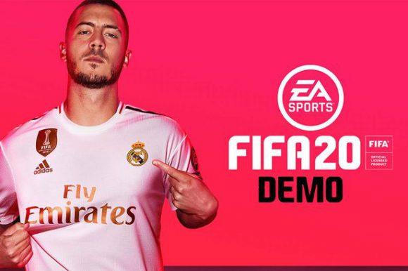 FIFA 20 demo nu beschikbaar in de PlayStation Store