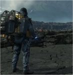 Bijna een uur aan Death Stranding gameplay verschenen