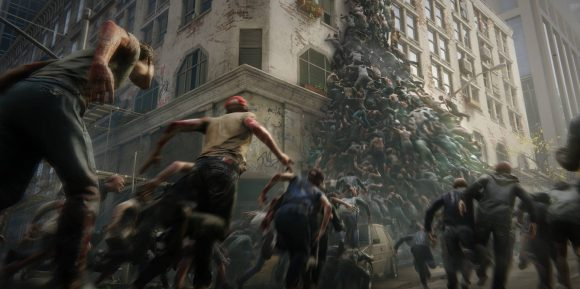 World War Z's Horde modus maakt de game plots een stuk interessanter