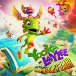 Doldwaze platform-actie in Yooka-Laylee and the Impossible Lair launch trailer