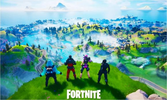 Fortnite is weer online en Chapter 2 is begonnen!