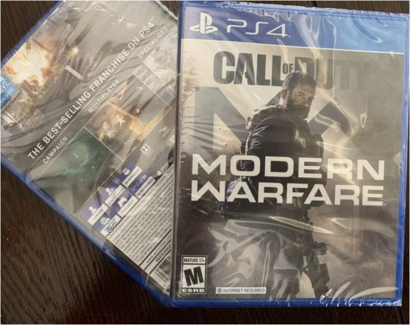 Eerste exemplaren Call of Duty: Modern Warfare duiken in het wild op