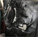 Gesmolten PS4 na huis brand blijkt nog te werken