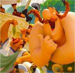By Toutatis! Mep Romeinen in elkaar voor de platinum Trophy van Asterix & Obelix XXL 3